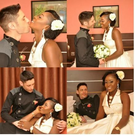 Meet Inter-racial Couple: Their Love Story Here Is Heart Warming | Photos