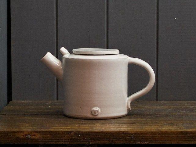 Teapot - Hand Thrown Pottery £25.00
