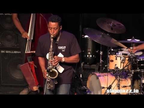 ▶ Christian Scott Sextet - Sligo Jazz 2014 - YouTube