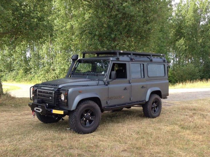 Jeep Land Rover Verteidiger