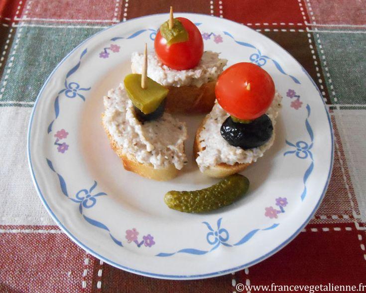 Rilettes de châtaignes (végétalien, vegan) — France végétalienne