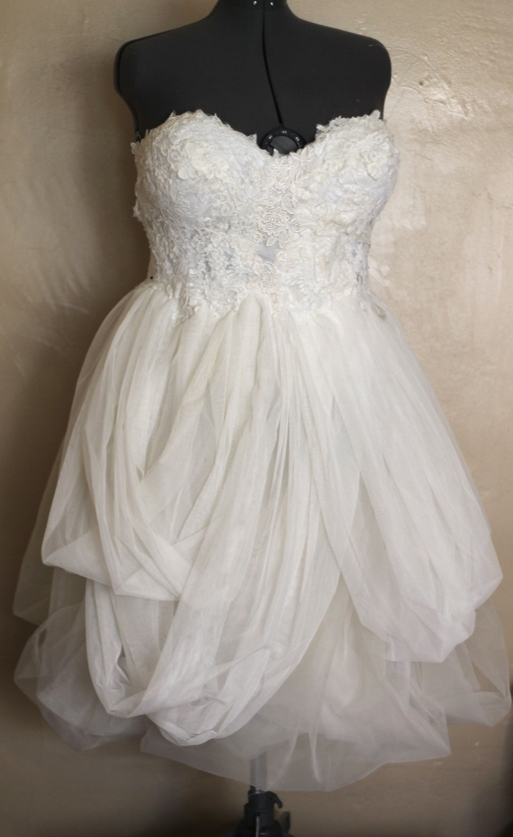 Cute wedding reception dresses for the bride   best  years laterVow renewal images on Pinterest  Flower