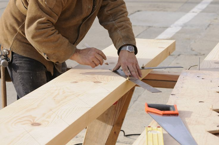 How to cut #stair stringers when making stairs by #yourself