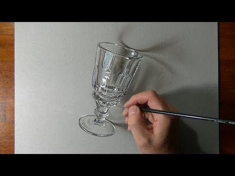 Super realistische tekeningen door Marcello Barenghi