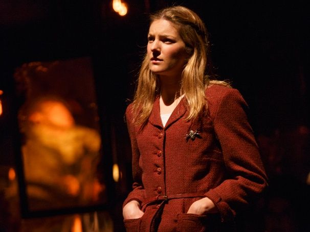 Arthur Darvill and Joanna Christie in Once: Show Photos