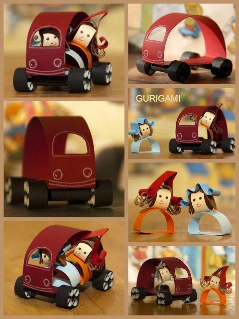 auto knutselen