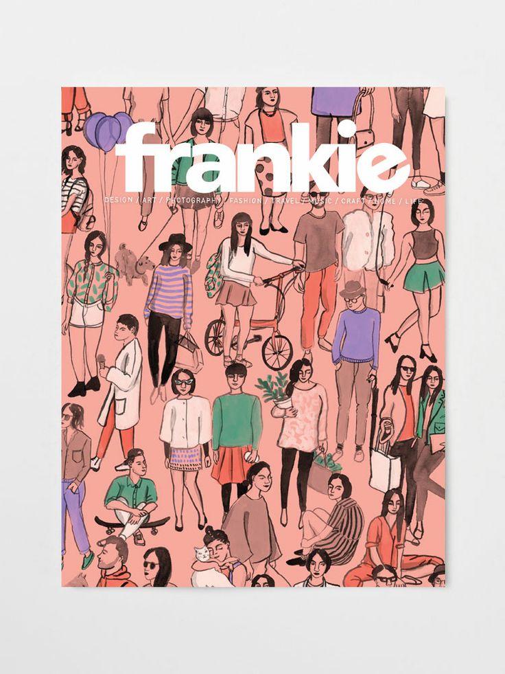 frankie issue 59 (current issue) : frankie press, frankie magazine, Smith Journal