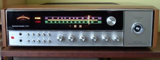 Vintage Harman Kardon 900