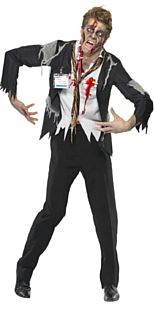 Zombie Worked to Death Male Halloween Costume http://www.partypacks.co.uk/zombie-worked-to-death-male-costume-pid83490.html