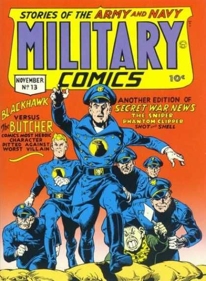 Image result for golden age war comics