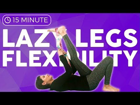 2 15 minute deep stretching yoga for hamstrings hips