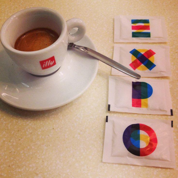 @Expo 2015 Milano #coffeecluster #illycaffe