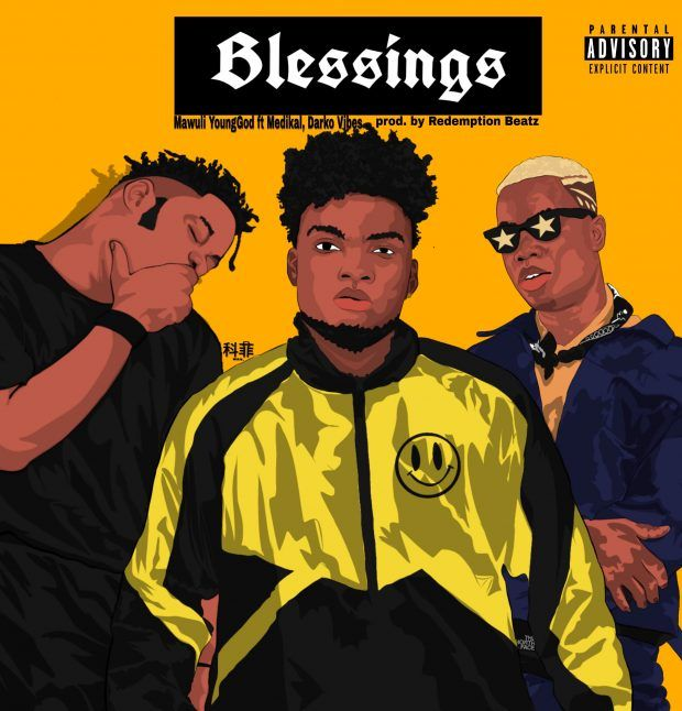 Mawuli Younggod Is Out With His Latest Banger Titled Blessings And It Has Been Getting The Huge Hype Already See More African Music Music Latest Music
