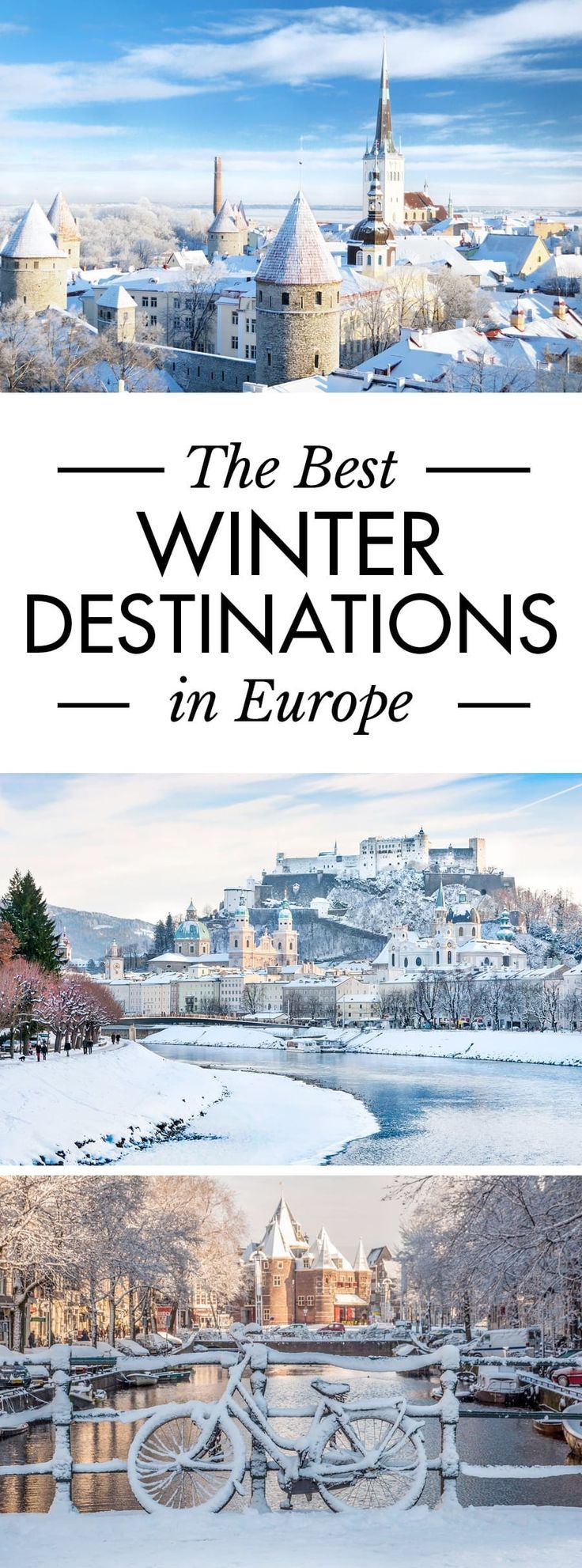 20 Best Winter Destinations in Europe