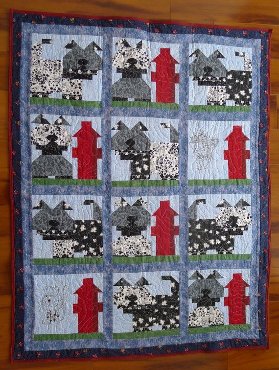 Image Result For Puppy Dog Quilt Patterns Dog Quilts Dog Quilts