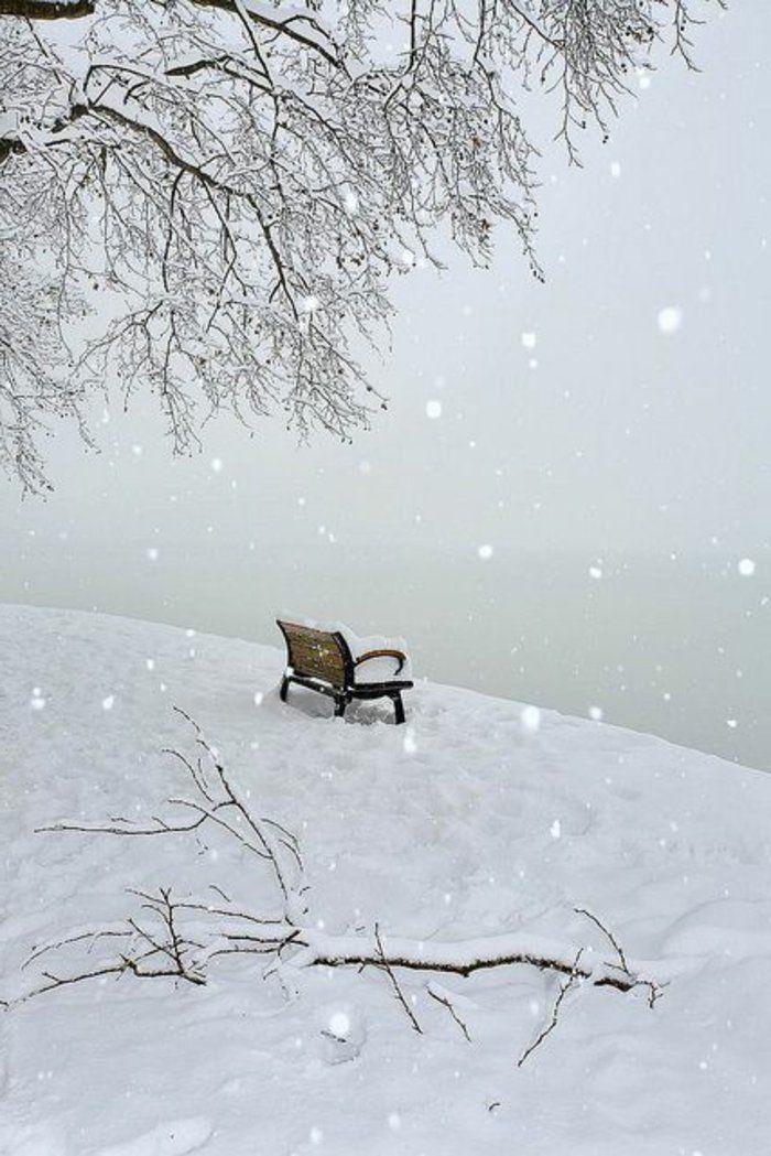 Les 25 meilleures id es de la cat gorie fond ecran neige for Fond ecran gratuit hiver
