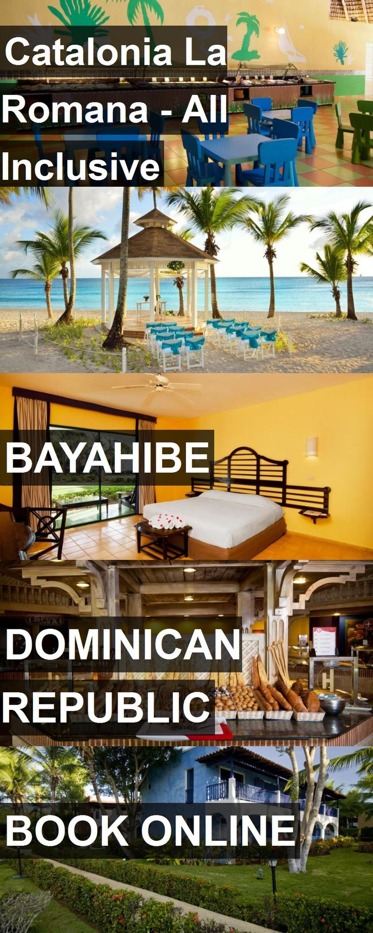 Hotel Catalonia La Romana - All Inclusive in Bayahibe, Dominican Republic. For more information, photos, reviews and best prices please follow the link. #DominicanRepublic #Bayahibe #CataloniaLaRomana-AllInclusive #hotel #travel #vacation