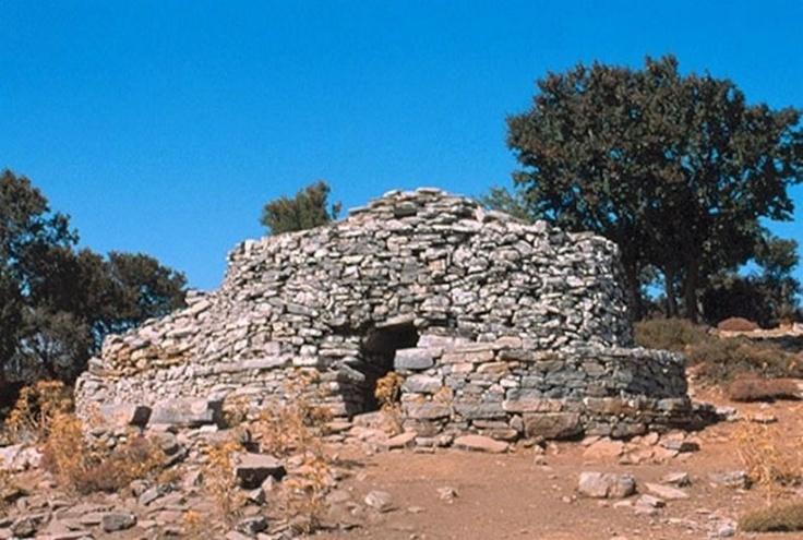 VISIT GREECE| Sheperds building Mitato Psiloritis Natural Park #Psiloritis Mt, #Rethymno #Crete #Greece