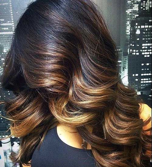How To Color Black Hair To Brown Naturally