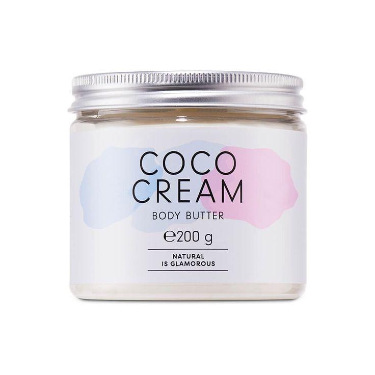 La Coco Cream Body Butter d'HelloBody, réalisée à base de cupuaçu du Brésil, est le soin parfait pour veiller à ce que ta peau soit toujours nourrie et