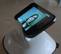 Android Robot That Follows You Around and Works With Skype-Great for Video Conferencing in HealthCare