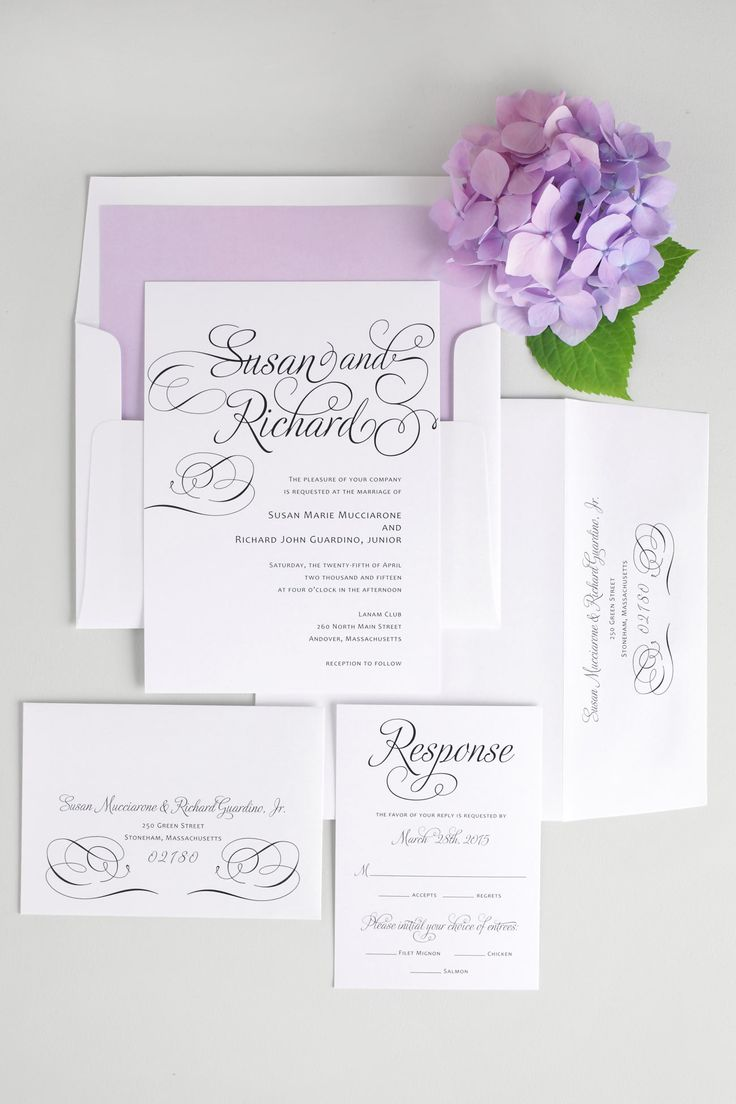 69 best Wedding Invitations images on Pinterest | Wedding stationery ...