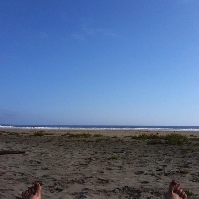 Long beach Tofino
