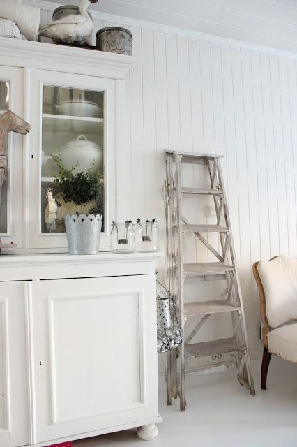 Shabby and Charme: Nordic Style–una bellissima casa norvegese