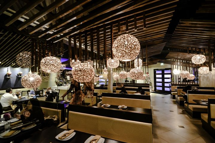 Jasmine Thai restaurant by Relativity Architects, Woodland Hills – California » Retail Design Blog