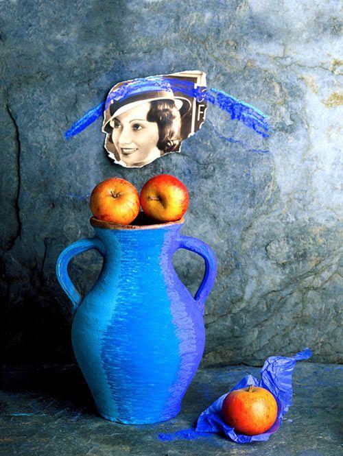 Paul Biddle - Portraits, Likenesses and Inanimates  Jug Woman 1