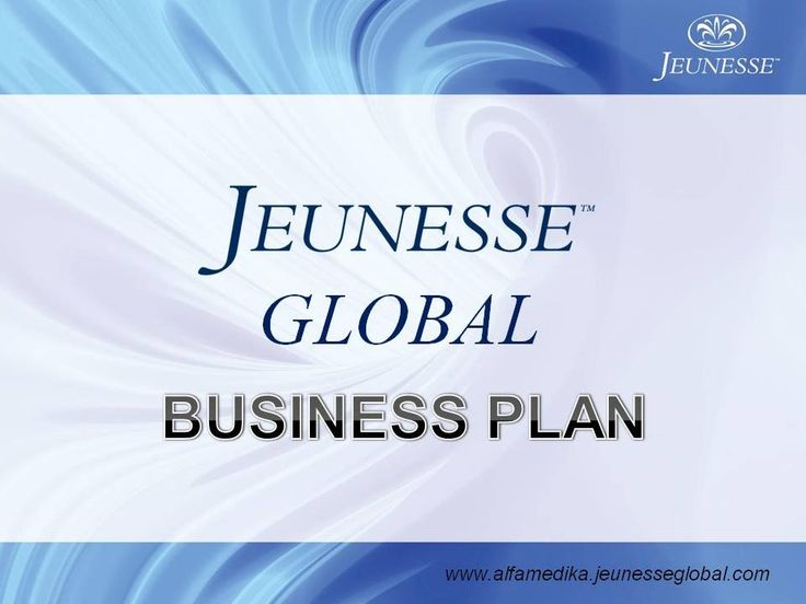 JEUNESSE GLOBAL BEST COMPENSATION PLAN
