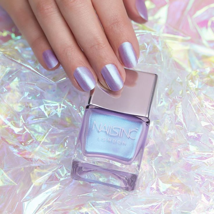 "1,471 Likes, 16 Comments - Nails inc (@nailsinc) on Instagram: ""Shine on ✨ Rainbow Wishes nail polish from the Sparkle Like A Unicorn duo now BACK IN STOCK!!!  .…"""