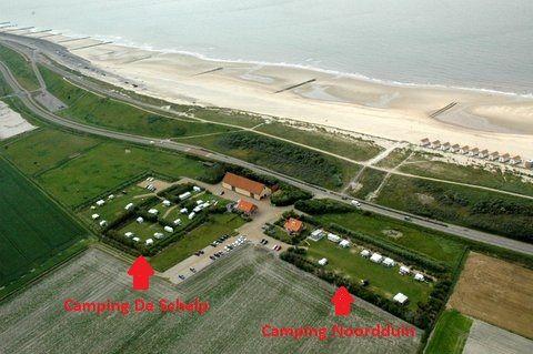 DOMBURG Zeeland Minicamping De Schelp