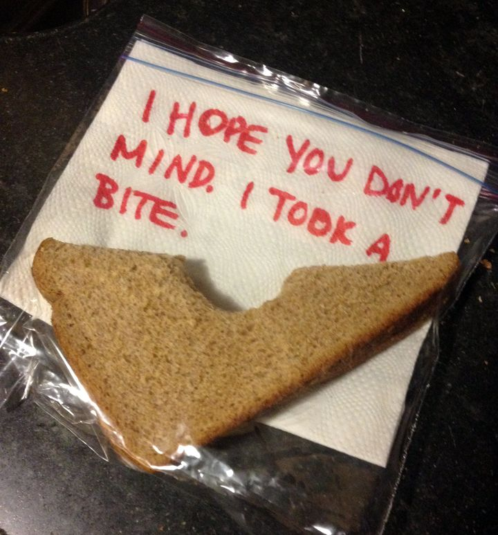 funny lunch notes - there are more of these in the post - so funny