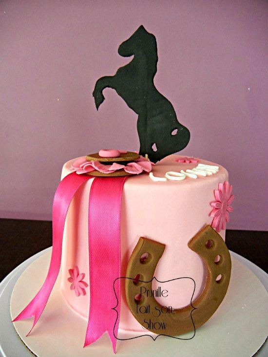 Très Les 25 meilleures idées de la catégorie Gâteau cheval sur  JM82