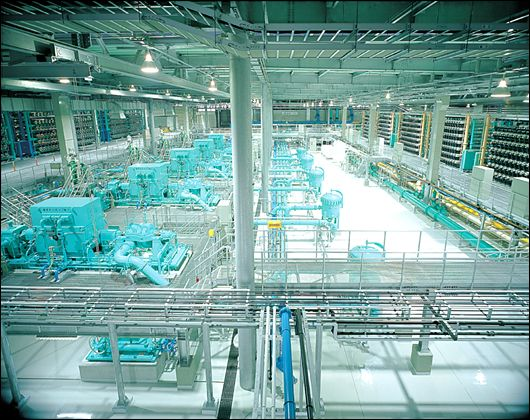 Uminonakamichi Nata Sea Water Desalination Plant - Fukuoka District Waterworks Agency
