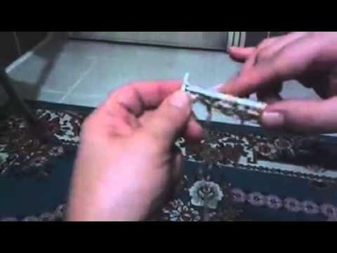 Örgü Bağlamalı Lastik Örneği Yapılışı *Video Anlatım
