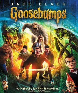 Wendi McLendon-Covey, Ken Jeong and Chris Parnell Join 'Goosebumps 2' (Exclusive) | MoviePosters2.com Blog #movieposters2