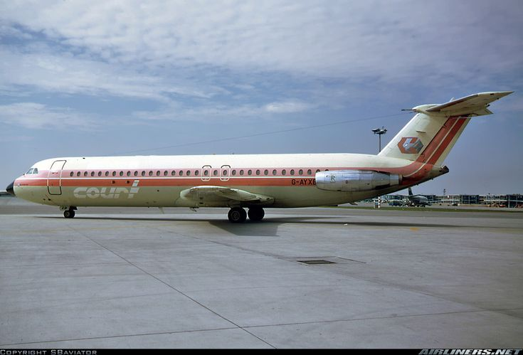 BAC 111-521FH One-Eleven - Court Line | Aviation Photo #2759714 | Airliners.net
