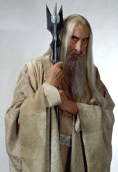 Saruman the White turned sides a little while past. He kept Gandalf locked on top of the Tower of Orthanc for a while, before Gandalf called upon the aid of Gwaihir, Lord of the Eagles.