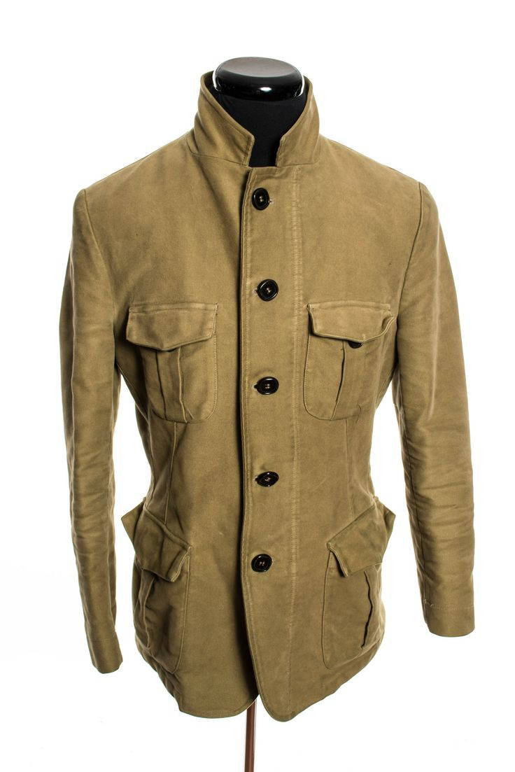 96 Best Images About Field Coats On Pinterest Mens Products Cotton Jacket And