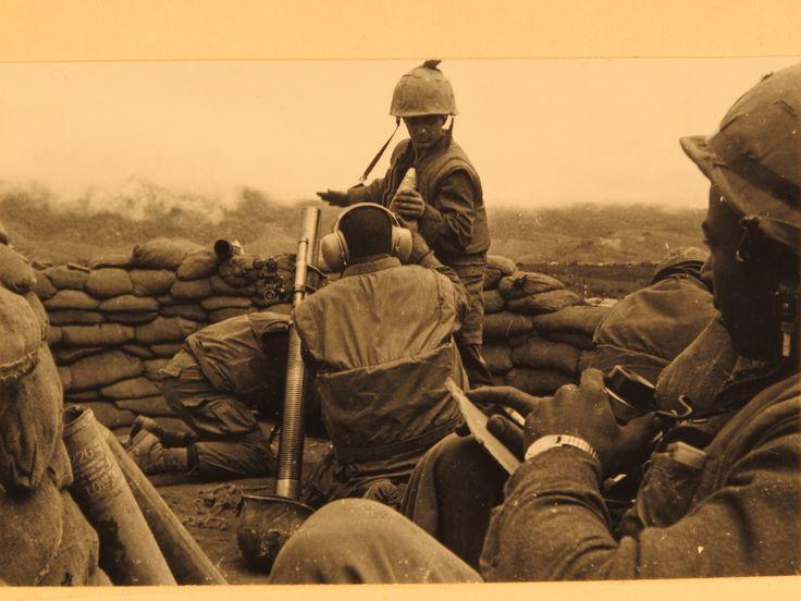 Vietnam Mortar Fire : Best images about mortar on pinterest marine corps
