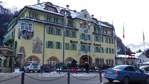 Hotel Dolomitis Canazei
