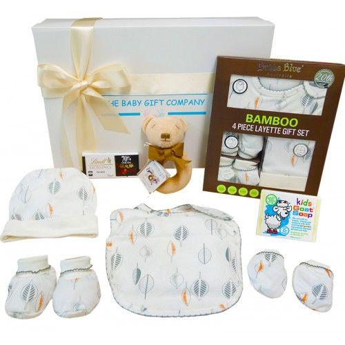 Pure Organic Baby Gift Box