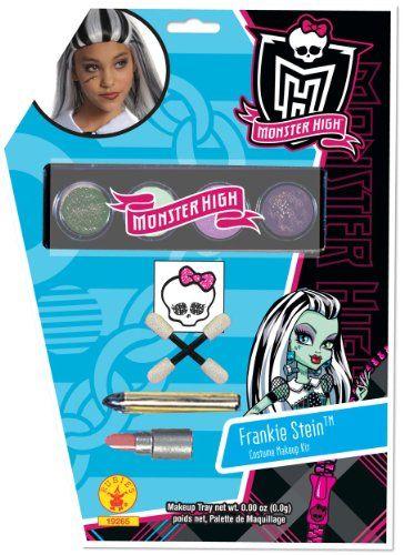 Frankie Stein Makeup Kit Order at Promakeuptutor.com #discounts #makeup #makeupforever #promakeuptutor #makeupgeek #sale #sales  #shopping #shoppingonline