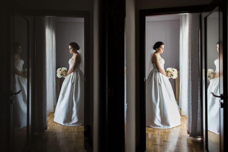 Um casamento e o poder da luz natural! #casamento #noiva
