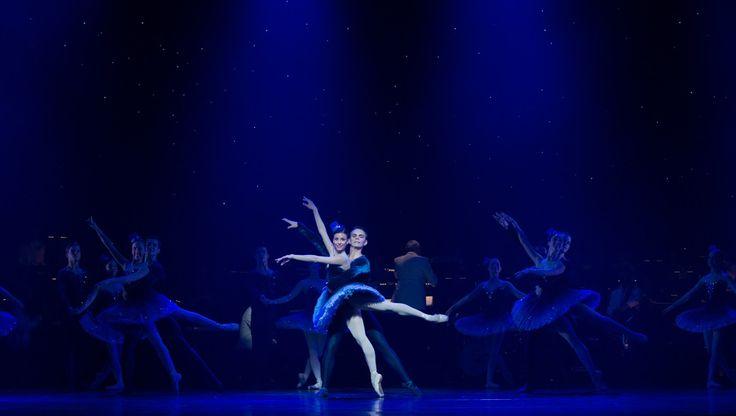 Rhapsody in Blue in Queensland Ballet's Strictly Gershwin  Photo David Kelly