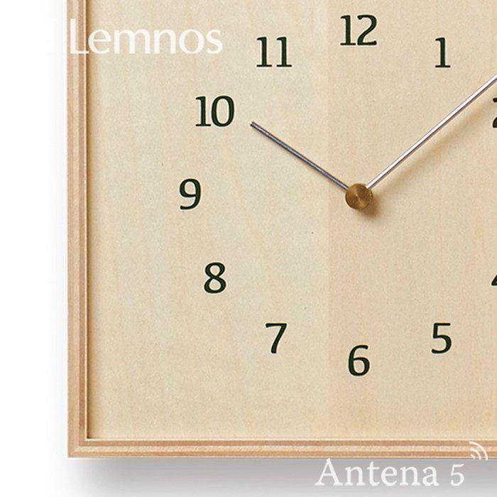 【ポイント10倍・送料無料】ナチュラルなテイストのカッコー時計。《全2色》Lemnos Birdhouse Clock カッコー時計 バードハウスクロック 【タカタレムノス 掛け時計 壁時計 デザイン雑貨 ハト時計 鳩時計 北欧】*受注後に納期をご連絡いたします。