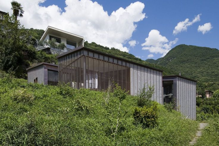 House In Ticino - Picture gallery