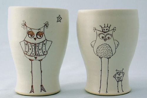 could do @ paint your own pottery place